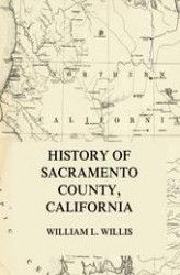 Okładka: History of Sacramento County, California