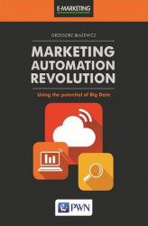 Okładka książki: Marketing Automation Revolution