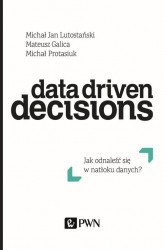 Okładka: Data Driven Decisions