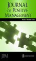 Okładka książki: Journal of Positive Management, Vol. 1, No. 1, 2010