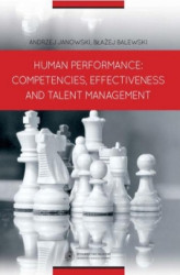 Okładka: Human Performance: Competencies, Effectiveness And Talent Management