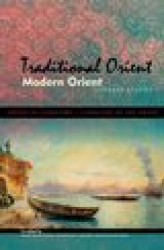Okładka: Traditional Orient. Modern Orient. Literary studies