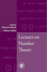 Okładka: Lectures on Number Theory