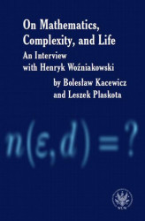Okładka książki: On Mathematics, Complexity and Life