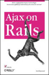 Okładka: Ajax on Rails