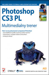 Okładka: Photoshop CS3 PL. Multimedialny trener