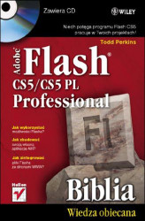 Okładka: Adobe Flash CS5/CS5 PL Professional. Biblia