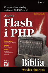 Okładka: Adobe Flash i PHP. Biblia