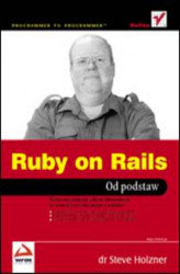 Okładka: Ruby on Rails. Od podstaw