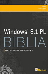 Okładka: Windows 8.1 PL. Biblia