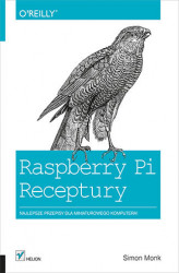 Okładka: Raspberry Pi. Receptury
