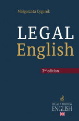 Okładka książki: Legal English