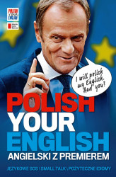 Okładka: Polish Your English. Angielski z premierem