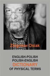 Okładka książki: English-Polish and Polish-English Dictionary of Physical Terms