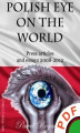 Okładka książki: Polish Eye on the World: Press Articles 2008-2012