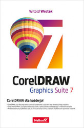 Okładka: CorelDRAW Graphics Suite 7