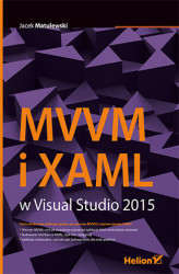 Okładka: MVVM i XAML w Visual Studio 2015