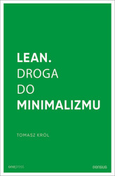 Okładka: Lean. Droga do minimalizmu