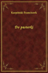 Okładka: Do pasterki