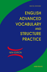 Okładka: English Advanced Vocabulary and Structure Practice