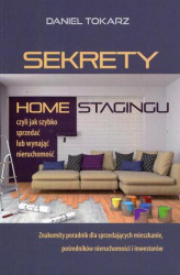 Okładka: Sekrety home stagingu