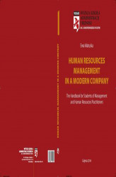 Okładka: Human Resources Management in a Modern Company: the Handbook for Students of Management and Human Resources Practitioners
