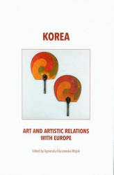 Okładka książki: Korea art and artistic relations with Europe