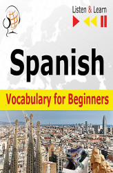 Okładka książki: Spanish Vocabulary for Beginners