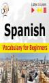 Okładka książki: Spanish Vocabulary for Beginners - Dorota Guzik