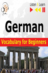 Okładka książki: German Vocabulary for Beginners