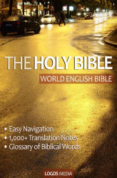 Okładka książki: The Holy Bible (World English Bible)