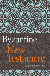 Okładka: Byzantine New Testament