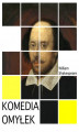 Okładka książki: Komedia omyłek - William Shakespeare