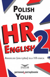 Okładka książki: Polish your HR English cz. II