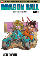 Okładka: Dragon Ball. Tom 11