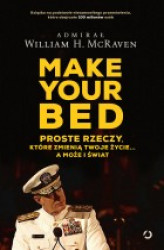 Okładka: Make Your Bed