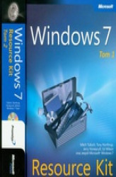 Okładka: Windows 7 Resource Kit PL Tom 1 i 2