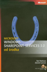 Okładka: Microsoft Windows SharePoint Services 3.0 od środka