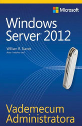 Okładka: Vademecum Administratora Windows Server 2012