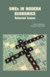 Okładka książki: SMEs in Modern Economics. Selected Issues