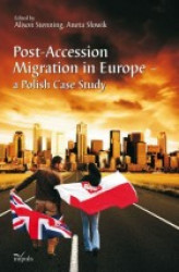 Okładka książki: Post-Accession Migration in Europe – a Polish Case Study