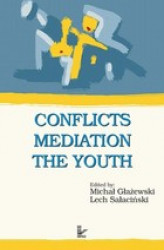 Okładka: Conflicts Mediation The Youth