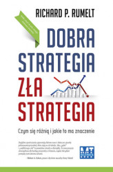Okładka: Dobra strategia zła strategia