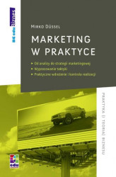 Okładka: Marketing w praktyce