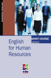 Okładka książki: English for Human Resources
