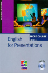 Okładka: English for Presentations