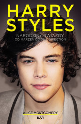 Okładka: Harry Styles. Od marzeń do One Direction