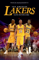 Okładka: Los Angeles Lakers. Złota historia NBA