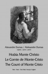 Okładka: Hrabia Monte Christo. Le Comte de Monte-Cristo. The Count of Monte Cristo