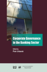 Okładka: Corporate Governance in the Banking Sector